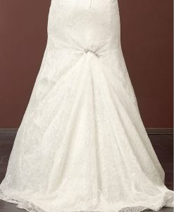 Wedding Dress Train Pin BB-910
