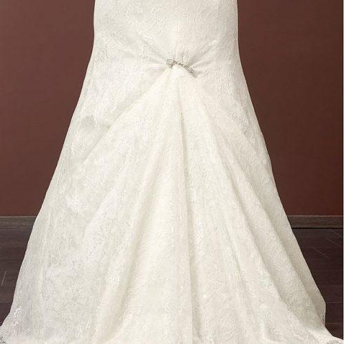 Wedding Dress Train Pin BB-910