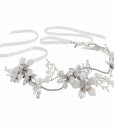 allessandria floral wedding hair vine -hp147