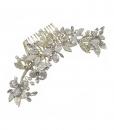 amara pearl bridal comb HC187