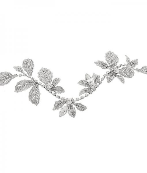 crystal wedding hair clip hp130