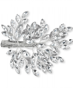Crystal Spray Wedding Hair Clip Kendra